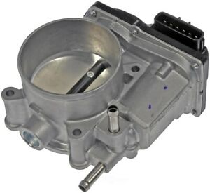 New Throttle Body Dorman (OE Solutions) 977-323