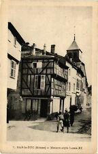 CPA Bar le Duc-Maison style Louis XI (231901)