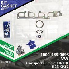 Gasket Kit Joint Turbo VW Transporter T5 2.0 BiTDI 1000-970-0098 CFCA Melett-613