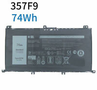 JIAZIJIA 357F9 battery Replacment for Dell Inspiron 15 7557 7559 5576 5577 0GFJ6