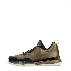 Adidas D Lillard BHM Men's Basketball Trainers Shoes in Brown