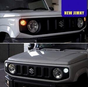 Suzuki Jimny Led Front Turn Signal And Daily Running Light