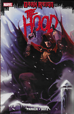 The Hood: Dark Reign by Jeff Parker & Kyle Hotz 2010, Tpb Marvel Comics Oop