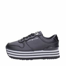 Tommy hilfiger Sneakers Pelle Donna Black Fw0fw05236
