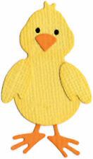 Quickutz/Lifestyle Crafts KS-0411 Chick 2 Cutting Dies NEW