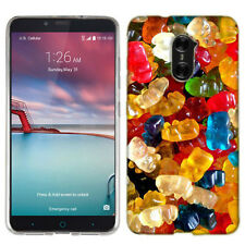 For ZTE ZMax PRO Gummy Bears Case Skin Cover