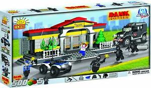 COBI > Action Town > Bank Robbery Builder Set [1552]