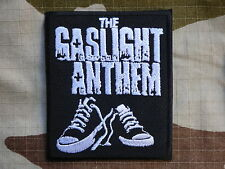 ECUSSON PATCH toppa aufnaher THERMOCOLLANT THE GASLIGHT ANTHEM rock / 6.3X7.5cm