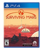 Surviving Mars Playstation 4 PS4