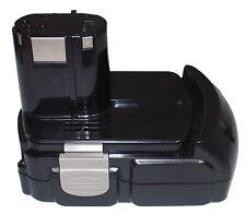 powersmart 18v 2000mah Batería para Hitachi CJ DH DV RB Wh Series BCL 1815