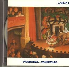 Various Classical(CD Album)Carlin Music Hall-Vauderville-New