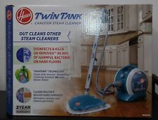 Hoover Twin Tank Canister Steam Cleaner (WH20300) Teal D4694