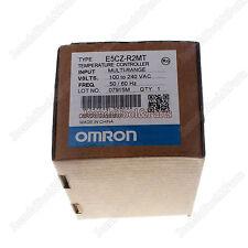 Neuf Omron Contrôleur de Température E5CZ-R2MT AC100-240V en Boîte