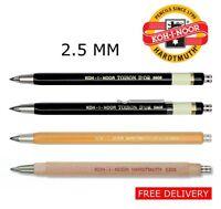 Mechanical Pencil Clutch Leadholder 2.5mm Metal KOH-I-NOOR VERSATIL 5905 5205