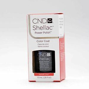 CND Shellac UV Color Asphalt .25oz