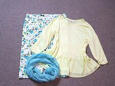 WOMEN'S PLUS SIZE CLOTHING Lot of 3 Size  XL 16 Capri Top Scarf