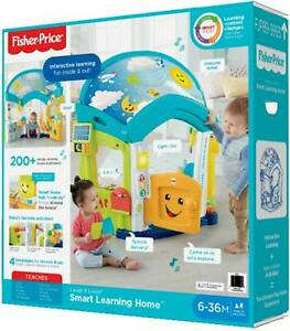 Fisher-Price Laugh N Learn Smart Home Kid's Learning  Educational Toy With Music