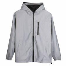 High Quality Long Sleeved Reflective jacket men / women harajuku windbreaker jac