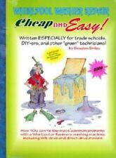 Cheap & Easy Whirlpool Washer Repair: 2000 Edition (Cheap and Easy-ExLibrary