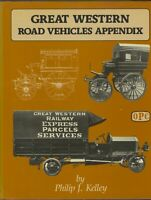 GREAT WESTERN ROAD VEHICLES APPENDIX by KELLY