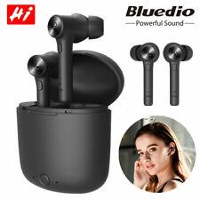 Bluedio Hi TWS Wireless Bluetooth 5.0 Earphone Sports Stereo Earbuds Headphones