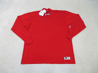 NEW Boston Red Sox Shirt Adult Extra Large Red MLB Baseball Long Sleeve Mens B4