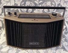 1969 Vintage SONY MR-9300WA Portable 3 Speaker 16 Transistors FM/AFC/AM Radio