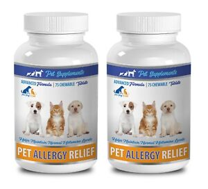 dog itching skin relief pills -ALLERGY RELIEF FOR DOGS AND CATS 2B- dog licorice