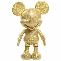 NEW Walt Disney Limited Edition Golden Mickey Mouse Plush January 2020 IN HAND