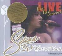 NEW Selena Live - The Last Concert (Audio CD)