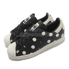 Adidas Originals Superstar W в горошек черное с белым женская повседневная обувь FZ0154
