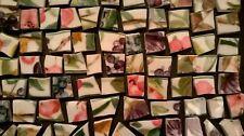 Charter Club Wildflowers Broken Plate Mosaic Tiles