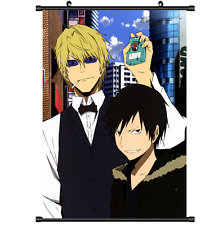 Hot Anime Durarara! Heiwajima Wall Poster Scroll Home Decor 2639