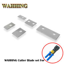 Cutter Blade set for rj45 crimper Crimping Cable Stripper pressing line clamp