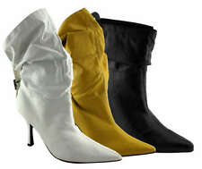 Donna Velenta Ankle Boots Synthetic Shoes for Women