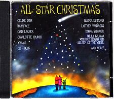 ALL-STAR CHRISTMAS- The Best of CD (JAPAN 2000) Wham/Jeff Beck/Donna Summer 80s