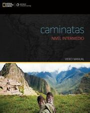 CAMINATAS / WALKS - CENGAGE LEARNING (COR) - NEW PAPERBACK BOOK