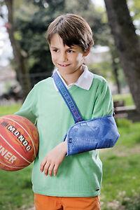 children armsling arm fractures surgery broken wrist support shoulder kids sling
