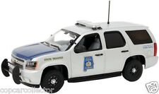 First Response 1/43 Alabama State Police Chevy Tahoe SUV