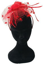 Hat Fascinators For Weddings Christenings Day At The Races. UK Seller