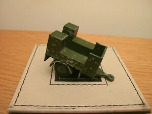 DINKY TOYS, VERY RARE ARMY COOKING TRAILER ,No.151c,1:43, GOOD CONDITION.