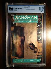 Sandman #7 (Vertigo, July 1989) CBCS 9.6 NM+ Gaiman McKean like CGC