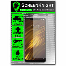 ScreenKnight Xiaomi Pocophone F1 - SCREEN PROTECTOR - Military shield