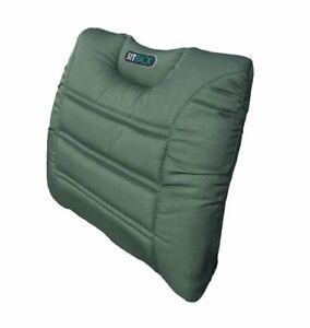 SITBACK AIR Fahrzeug Rückenkissen mit aufblasbarem Luftkissen Stoff laub grün