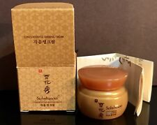Sulwhasoo Concentrated Ginseng Renewing Cream .17oz Travel Regenerates Cells NIB