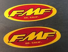 FMF RACING DECAL STICKER TRX450R RAPTOR 700 250 660 LTR450 YFZ450 LTZ400 300EX