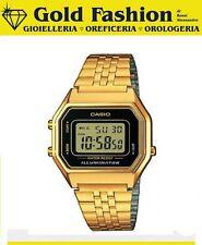 LA680WGA-1DF CASIO VINTAGE MEDIO DORATO