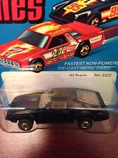 Hot Wheels '82 Toyota Supra Variation The Hot Ones #3925 MOC 1981 Black 3+ 1:64