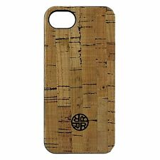 NEW Reveal Rome Cork Hard Shell Case for Apple iPhone 5/5S/SE - Cork Finish