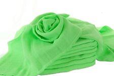 Mullwindeln grün kochfest Spucktücher Mulltücher Mulltuch Spucktuch